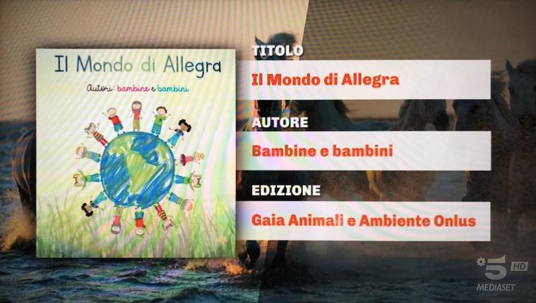 Il Mondo di Allegra Tg 5